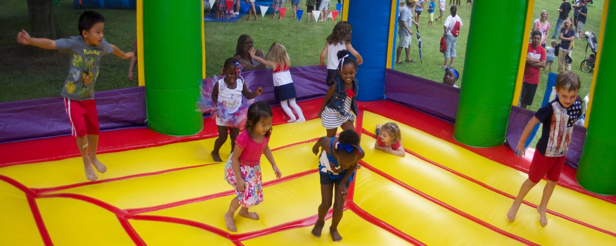 Top Kids Birthday Party Ideas Columbus Ohio