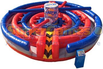 Interactive Inflatable Obstacle Course