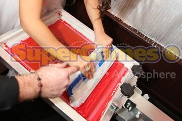 Screen Printing Novelty